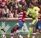 Vídeo | Granada 1-3 Barcelona