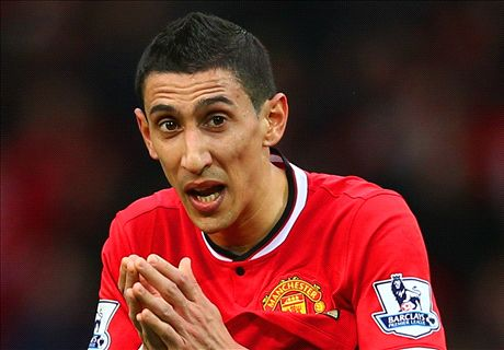 LVG defends Di Maria: Everything is fine
