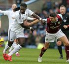 Own goal keeps Burnley in trouble