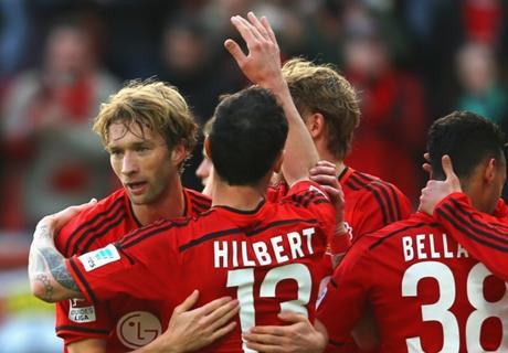 REVIEW: Leverkusen Panaskan Persaingan Zona UCL