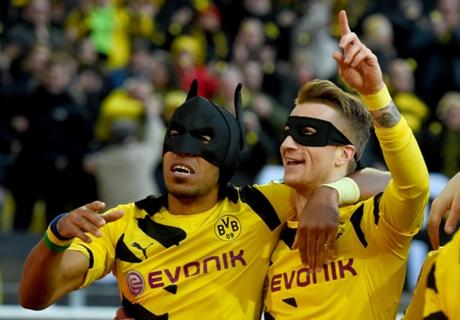 Dortmund domineert in Kohlenpott-derby
