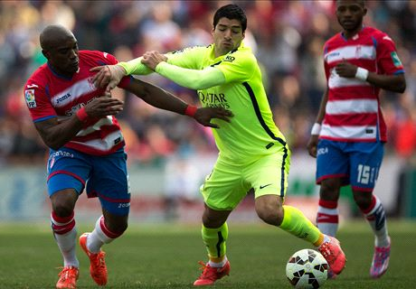Match Report: Granada 1-3 Barcelona