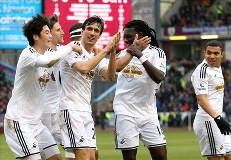 Own goal keeps Burnley in trouble