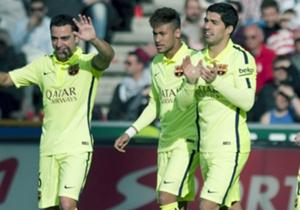 El conjunto catalán volvió a sumar de a tres.