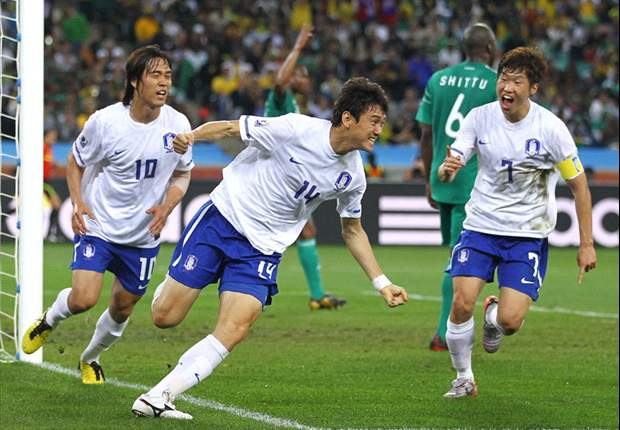 World Cup 2010: Nigeria 2-2 South Korea – Yakubu penalty not enough as draw sends 2002 semi-finalists into knock-out stages
