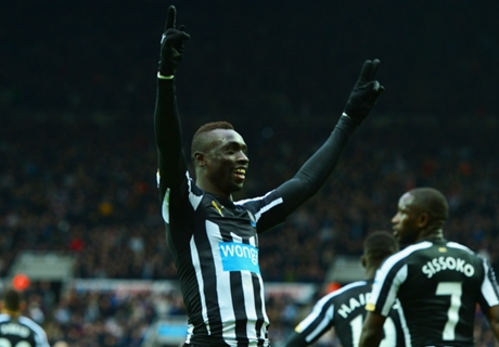 Newcastle send Villa into drop zone