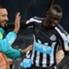 El senegalés Cissé le dedicó el gol del triunfo al argentino.