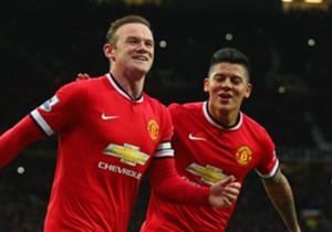 15=| Manchester United (Inglaterra) - 53,6%