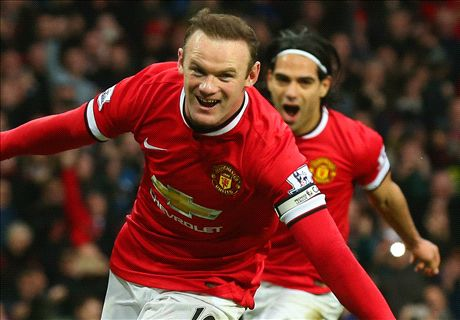 Team of the Week: Who joins Rooney?