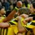 El Dortmund celebró en casa.