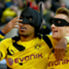 Batman Robin Aubameyang Reus Borussia Dortmund Schalke 04