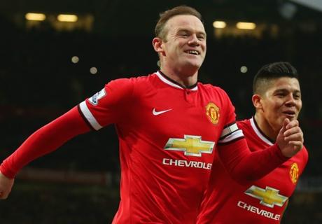 VÍDEO | Rooney, jugador de la jornada