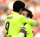 Messi & Suarez on target as Barca cruise