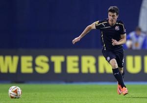 Angelo Henríquez abrió el marcador en la victoria 2-0 de Dinamo Zagreb sobre RNK Split.