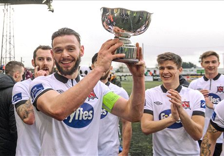 Dundalk lift President's Cup