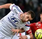 Pertandingan: Lille 2-1 Lyon