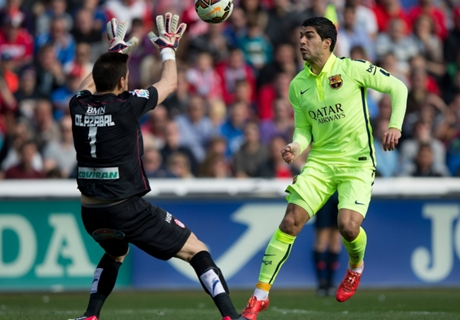 Barça, Suarez sérial passeur