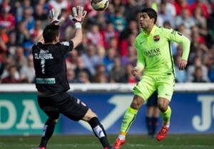 Oier Luis Suarez Granada Barcelona La Liga
