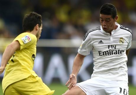 AO VIVO: Real Madrid 0 x 0 Villarreal