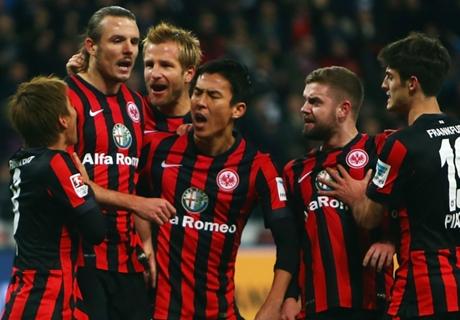 Laporan: Frankfurt 2-1 Hamburg