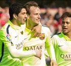Grenade-Barça, les notes
