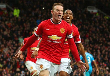 Rooney en a encore sous la semelle