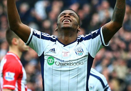 WBA dismiss 'silly' Berahino rumours
