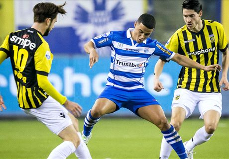 Vitesse in open duel langs PEC Zwolle