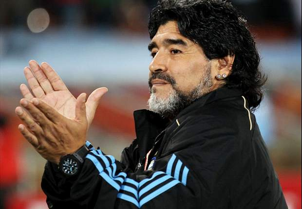 World Cup 2010: Argentina Coach Diego Maradona Wants To Put Jersey On And Play Again