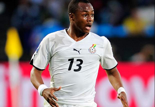 World Cup 2010: Ghana's Andre Ayew Pleased To Advance To Round Of 16