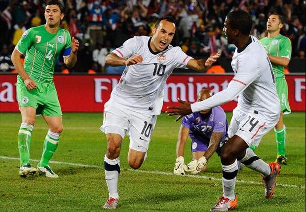 World Cup 2010 Comment: USA v Ghana - The Key Battles