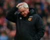 Hull City boss Steve Bruce