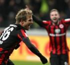 Résumé de match, Eintracht Francfort-Hambourg (2-1)