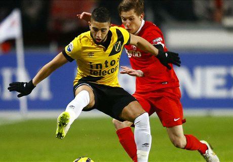 NAC Breda knokt zich naar punt