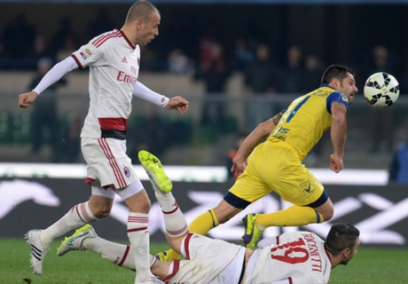Match Report: Chievo 0-0 AC Milan