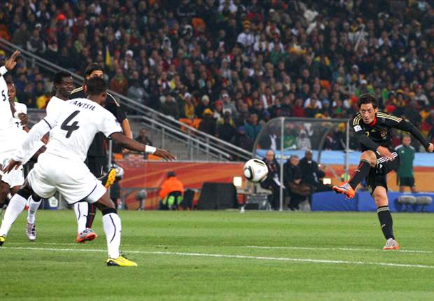 World Cup 2010: Germany's Mesut Oezil Stays Humble Despite Heroic Performance Against Ghana