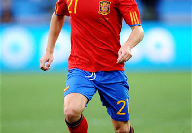 Draw Against Mexico Not A Bad Result For Spain – David Silva