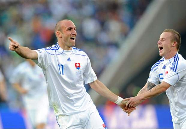 World Cup 2010: Slovakia 3-2 Italy - World Champions Suffer Embarrassing Exit