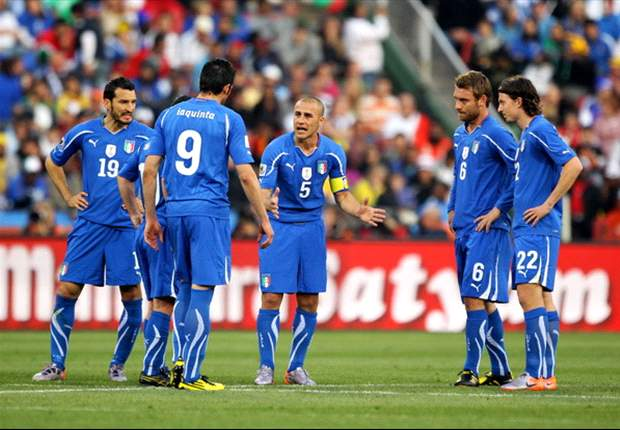 Italy To Play Cote D'Ivoire, Egypt Or Uruguay Friendly In London - Report
