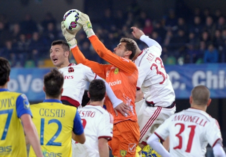 VIDEO - Highlights Chievo-Milan 0-0