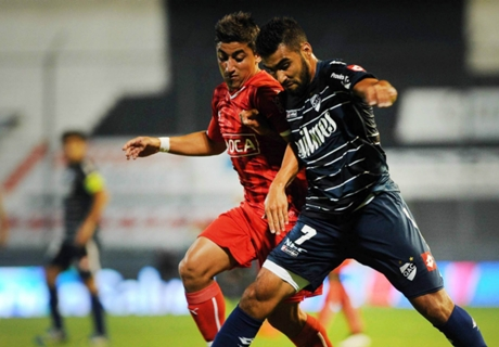Argentina: Quilmes 1-2 Independiente