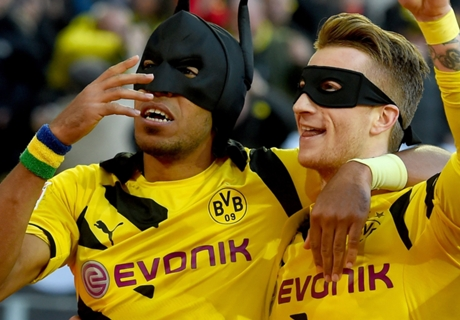 Reus: Celebration 'a bit of fun'