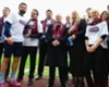 Aussies abroad: Jedinak helps to launch Tombides foundation