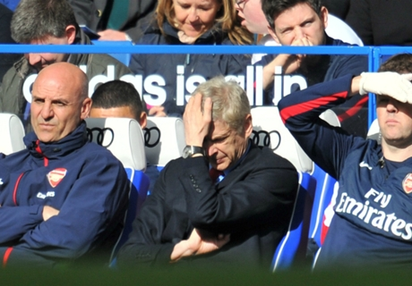 'Wenger not good enough for Arsenal'