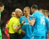 Rooney backs Brown over red card