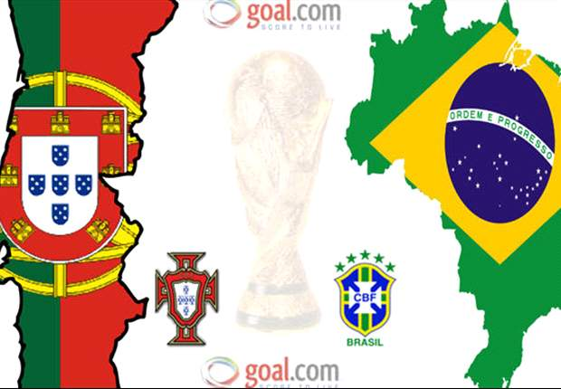 World Cup 2010: Portugal - Brazil Official Line-Ups: Nilmar & Julio Baptista To Start For Selecao, Robinho Rested