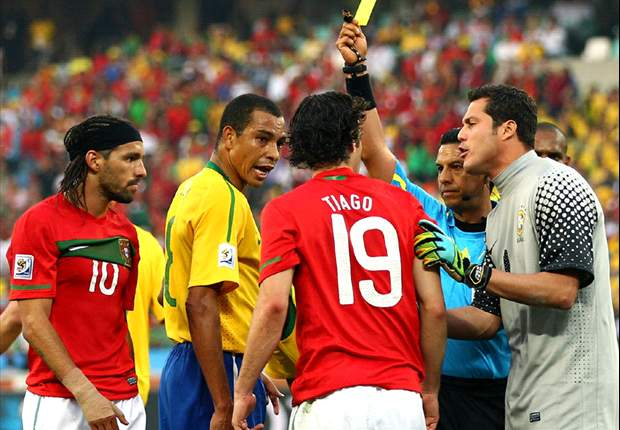 World Cup 2010: Portugal 0-0 Brazil: Scrappy Encounter Sees Both Sides Advance