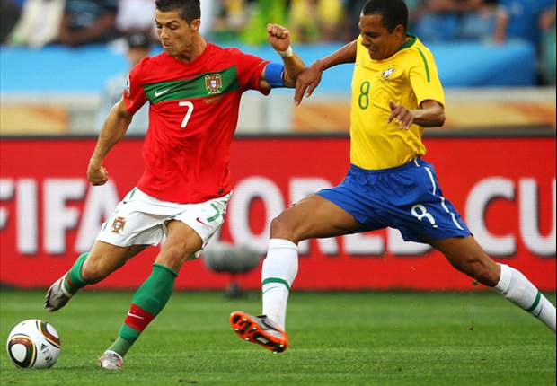 World Cup 2010: Portugal Captain Cristiano Ronaldo Dreaming Of World Cup Glory