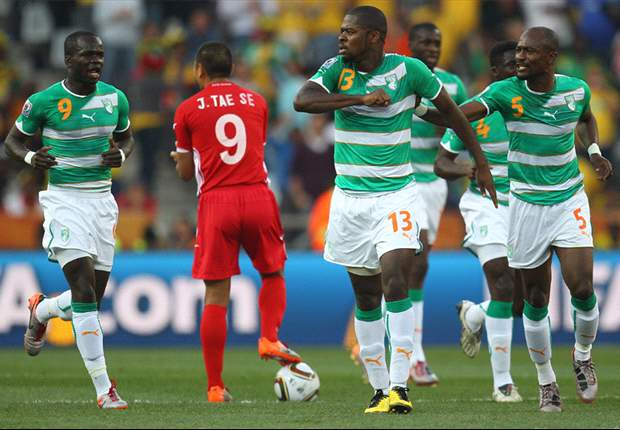 World Cup 2010 Player Ratings: North Korea 0–3 Ivory Coast