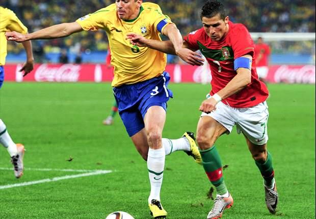Lúcio realiza exames e assina com a Juventus
